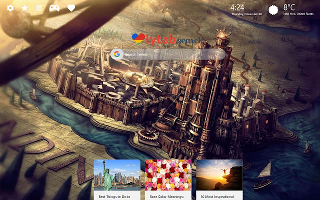 Game of Thrones Full HD New Tab Themes