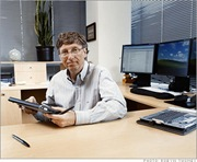 Bill Gates in FORTUNE