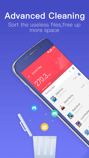 Deep Booster - Personal Phone Cleaner & Booster 1.3.2 screenshots 2