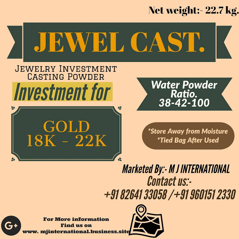 M J International - Jewellery Equipment Supplier in Rajkot
