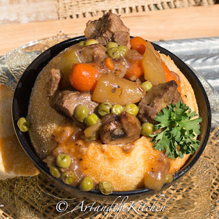 Quick and Easy Beef Stew.