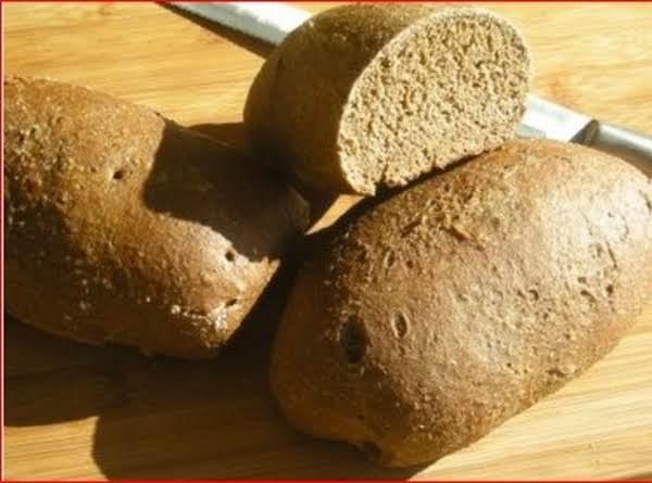 Never Fail Sweet Rye Bread