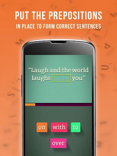 Permainan  Preposition Master Pro untuk Android screenshot
