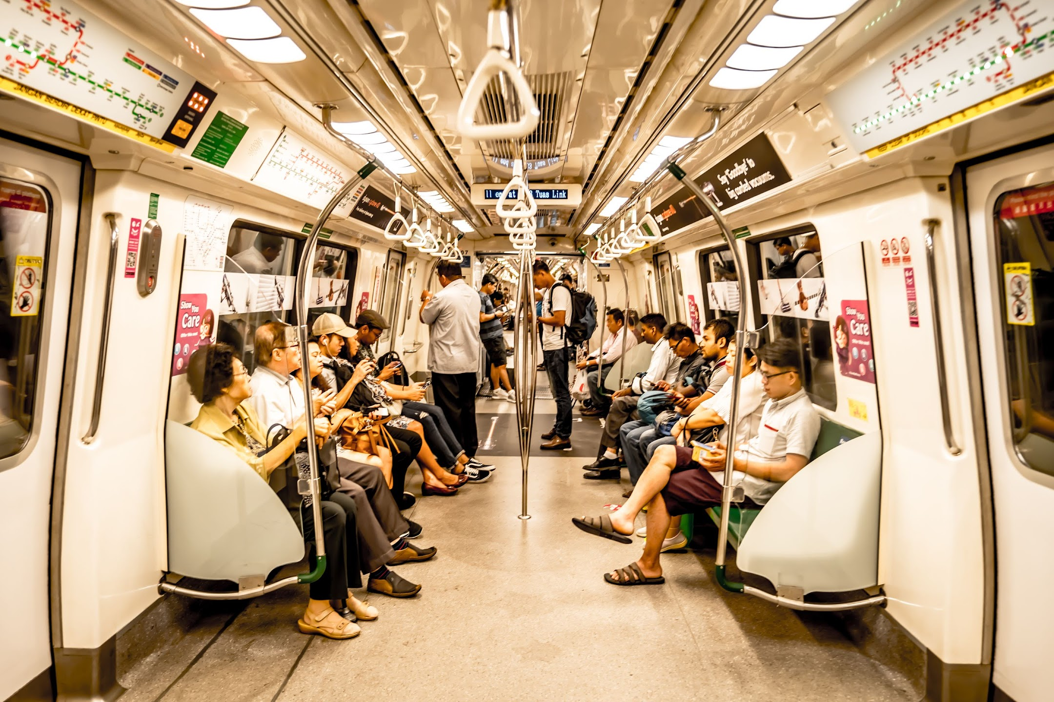 Singapore MRT3