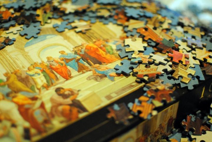 Il vero rompicapo di roberta monaco