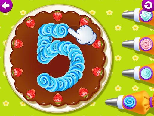 Funny Food 123! Kids Number Games for Toddlers! 1.2.0.150 screenshots 12