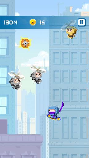 Ninja Up! - Endless arcade jumping  screenshots 6