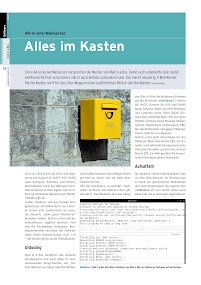 Linux-Magazin- screenshot thumbnail