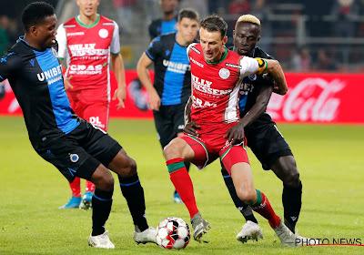 """Davy De fauw sur la défaite à domicile face à Bruges : """"Nous devons être honnêtes, cela aurait pu être pire"""""""
