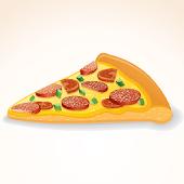 Slice Pizza Game