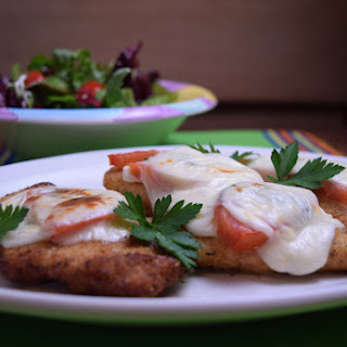 Simply Elegant Chicken Parmesan