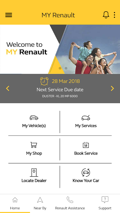 my renault india android apps on google play. Black Bedroom Furniture Sets. Home Design Ideas