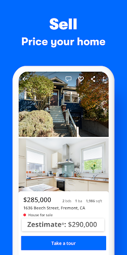 Zillow: Find Houses for Sale & Apartments for Rent screenshot 3