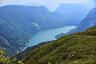 Photo: Lago Molveno da Dagnola