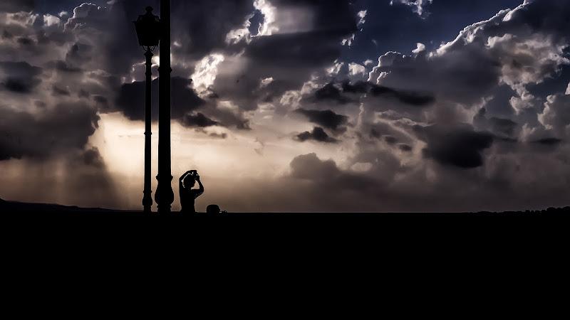 Un tramonto da immortalare di Roberto Di Patrizi