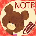 The Bears' School Sticky Note icon