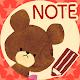 The Bears' School Sticky Note (app)