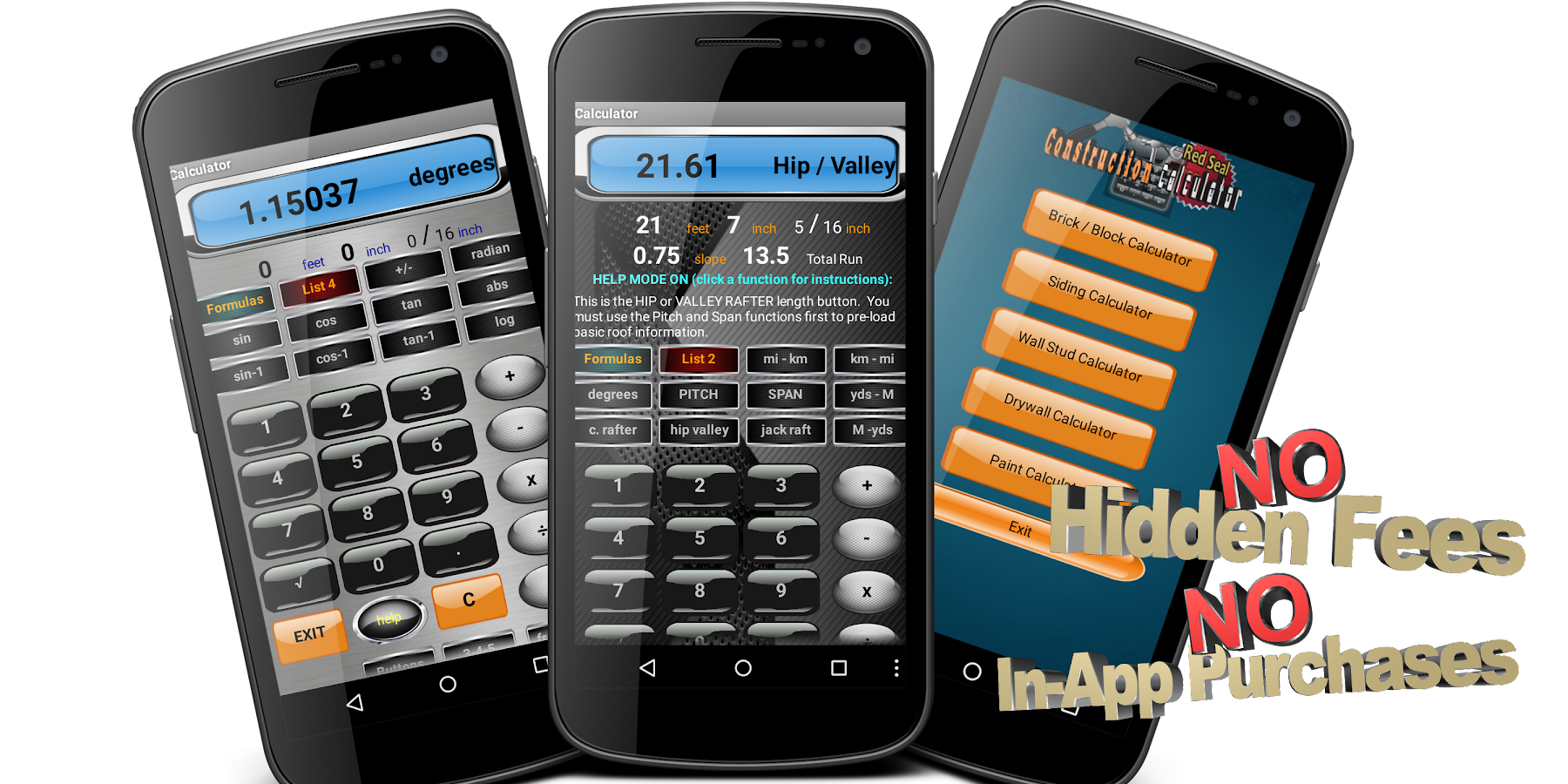 Construction calculator free android apps on google play construction calculator free screenshot biocorpaavc