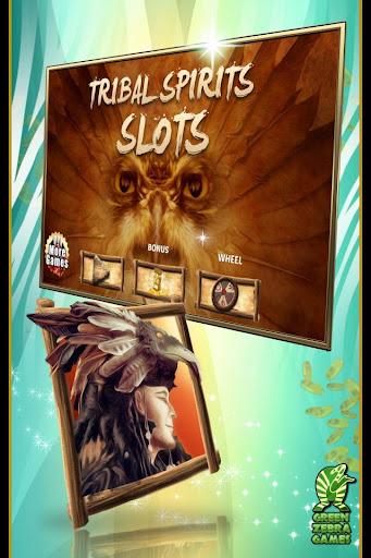 Tribal Spirits Slots