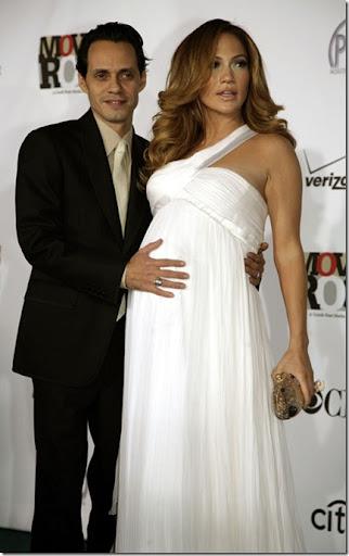 Jennifer Lopez With Twins