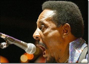 picture of ike turner, abusive husband of tina turner
