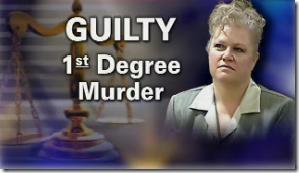 Larissa Schuster, First Degree Murder picture