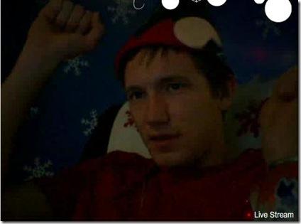 snowglobeboy ben mckinney live webcam picture