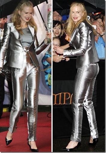 Nicole Kidman Wears Tin Man Outfit On Her Australian Premiere 1