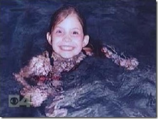 picture of Abigail Taylor who was disemboweled by wading pool suction
