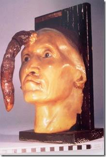 Madame Dimanche wax figure picture