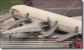 british airways boeing 777 accident picture
