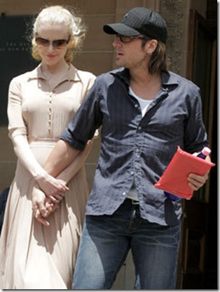 Nicole Kidman And Keith Urban picture