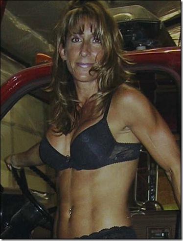 Carmen Kontur Gronquist MySpace Lingerie Photos Scandal