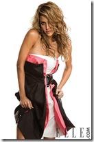 Jessica Alba covers EllE magazine February 2008