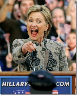Senator Hillary Clinton won new hampshire primary