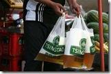 Tsingtao-Beer-in-Plastic-Bag