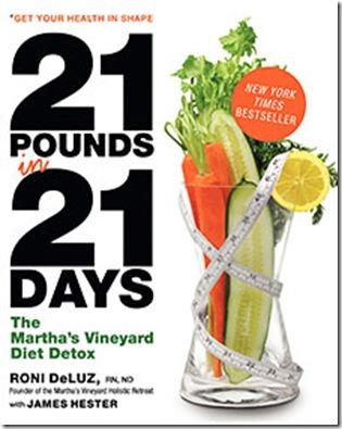 Martha s Vineyard Diet Detox by Roni Deluz