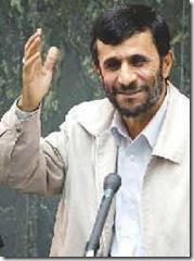 Iranian President Ahmedinejad1