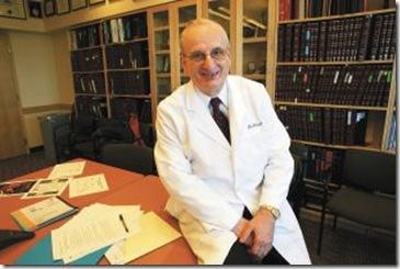 dr. judah folkman picture