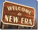 new era company welcome logo