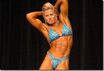 Jaslyn Hewitt the bodybuilder