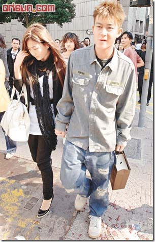 edison chen and vincy yeung