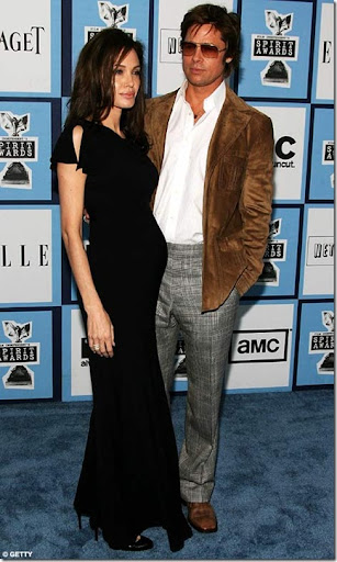 Angelina Jolie Twins Pics. brad pitt and angelina Jolie