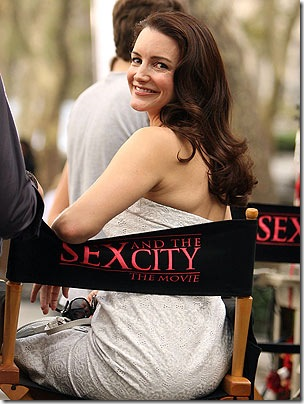 kristen davis sex and the city picture