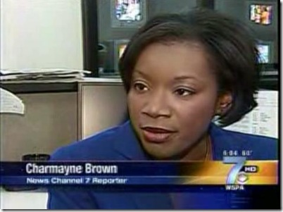 Reporter Charmaine Brown Attacked by Murder Suspect Family Members