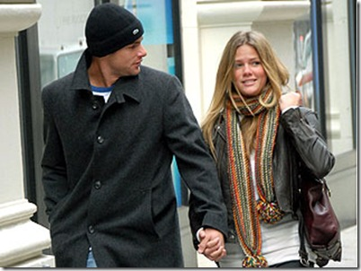 Andy Roddick and Brooklyn Decker picture photo