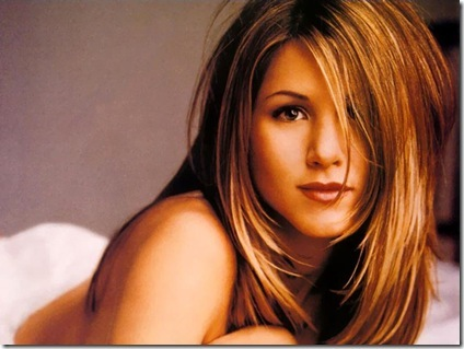 jennifer-aniston most selling celebrity  face