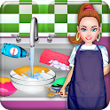 Wash Dirty Dishes icon