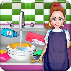 Wash Dirty Dishes for PC and MAC