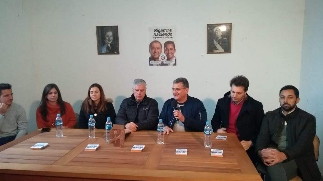 CARLOS GUTIERREZ, CANDIDATO A DIPUTADO NACIONAL UNIDOS POR CÓRDOBA